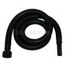 Shop-Vac 1 1/4 Black Hose 6' Long for Canister Vacuum Cleaner