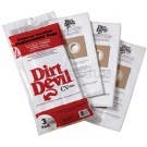 dirt devil 7767 bags