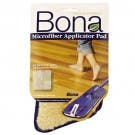 Bona X AT0002424 Microfiber Applicator Pad - 4 x 15