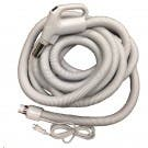 30' Hose, Gray Dual Voltage Switch And Pigtail