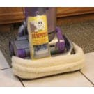 The Bumpster Baseboard Bumper/Duster Vacuum Attachment