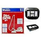 Dirt Devil  HEPA Filters Vision Canister 3-260441-001- Genuine