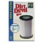 Dirt Devil F3 HEPA Filters 3-250435-001- Genuine