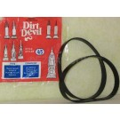 Dirt Devil 3-720310-001 Style 4 / 5 Belt - 2 pack
