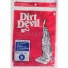 Dirt Devil 3990220044 Style 9 Vacuum Cleaner Belt - 2 pack