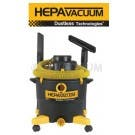 LoveLess/ Dustless 16 Gallon HEPA Quiet Wet/Dry Dust Control System Vacuum