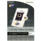 Electrolux Classic S-Bag EL201 Synthetic Vacuum Bags - 5 Bags | S-Bag