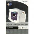 Electrolux  s-bag Ultra Long Performance EL211 Vacuum Bags - 3 bags