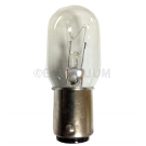 Central Vacuum Power Nozzle Light Bulb #32-7605-07 with Two Prongs