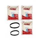 Eureka 7600, 7700, 7900 and 9000 series upright vacuum Maintenance Kit - Genuine