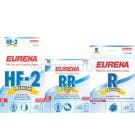 Eureka Starter Kit for Eureka Vacuum 4874, 4870 - 9 Bags 61115 , 1 Belt 61110   1 Filter 61111