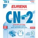 Eureka CN-2 Vacuum Bags 61990A - Genuine - 3 Pack