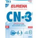 Eureka  CN-3 Vacuum Bags 62295 -  3 Pack