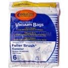 Fuller Brush 06.155 Canister vacuum cleaner bags- Generic - 6 pack