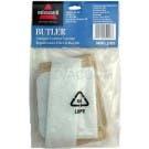 Bissell Butler Vacuum Bags - Genuine - 3 Pack - 32023