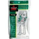 Bissell 32013 Style 2 ENVIRO FRESH vacuum cleaner bags- Genuine - 3 pack