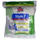 Bissell 30861 Style 7 ENVIRO FRESH  Vacuum Cleaner Bags- Genuine - 3 pack