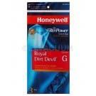Honeywell FilterPower Vacuum Bags - Royal Dirt Devil Type G