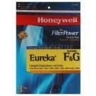 Honeywell FilterPower Vacuum Bags - Eureka Style F&G