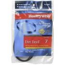 Honeywell FilterPower Vacuum Belts - Dirt Devil Style 7
