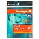 Honeywell FilterPower Vacuum Belts - Royal Dirt Devil Style 10