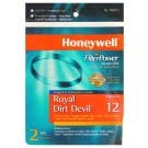 Honeywell FilterPower Vacuum Belts - Royal Dirt Devil Style 12