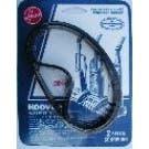 Hoover 38528-011 Belts for Early Generation Upright Vacuum Cleaner Models- Genuine - 2 belts