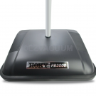 "HO-3000  Sweeper, 12""x11"" Rubber Paddle Vacuum Black"