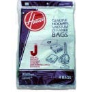 Hoover  J  Vacuum  Bags 4010010J- Genuine - 4 pack