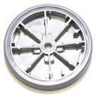 Kirby: K-556201  WHEEL, REAR UG DE LIGHT GRAY