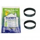 6 Kirby Vacuum Bags And 2 Belts