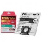 Replacement Miele Type K/K Filtrete 3M Vacuum Synthetic Cloth Dustbags for S142 - S168. Replaces Miele Part 05588951