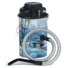 Loveless Ash MU405W Cougar Series Quiet Ash Vacuum Cleaner - Winter Scene