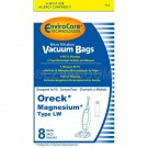 Oreck LWPK60H Type LW Upright Magnesium Vacuum Cleaner Bags - 8 Pack