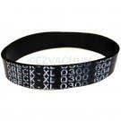 Oreck XL010-0604 XL Upright Belts - Generic - 3 belts