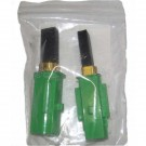 100424 CARBON BRUSH KIT, PROVAC 100729 W/AMETEK MTR 2PK THIS KIT INCLUDES 2 CARBON'S WITH HOLDERS
