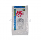 Dirt devil swivel glide bags