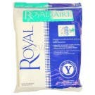 Royal Type Y Vacuum bags - 7 Pack
