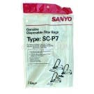 Sanyo  SC-P7 Bags- Genuine -3 pack