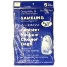 Samsung VP-90F Series 9000 Quiet Storm, Quiet Jet  Bags-  Generic - 5 pack