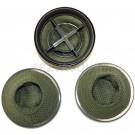 Euro-Pro Cordless Hand Vac Filters XSB745 - 3 Pack Genuine