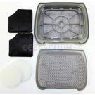 Euro-Pro EP76, EP77  Canister Vacuum Cleaner Filters  XSD76