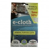 General Purpose e Cloth Two Pack