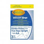 eureka victory and true hepa Style AA Bags - 3 in a pack