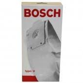 Bosch Turbo Jet Type U Upright Vacuum Bags - 5 Pack