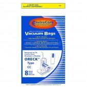 oreck type cc micro filtration vacuum bags