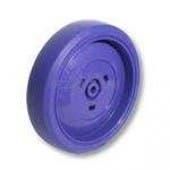 Genuine Dyson DC07 Blue Rear Wheel - 1 Pack