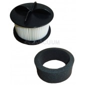 Bissell 9 / 10 / 12 HEPA Inner Fiter + Outer Filter  32064 - Genuine