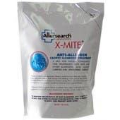 Allersearch X-Mite Anti-Allergen Carpet Cleaning Powder