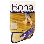 Bona X AT0002424 Microfiber Applicator Pad - 4 x 15